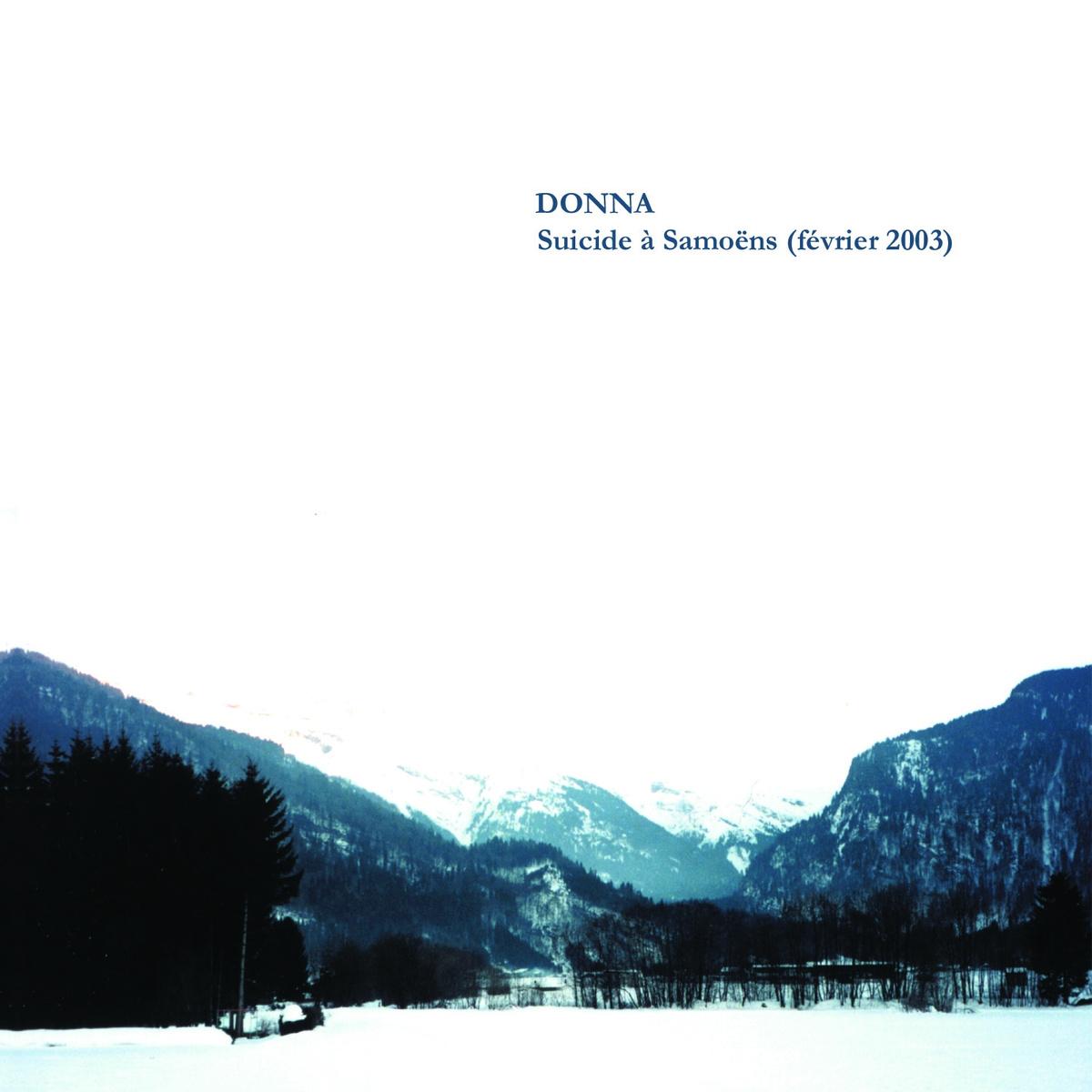 Donna - Suicide à Samoëns