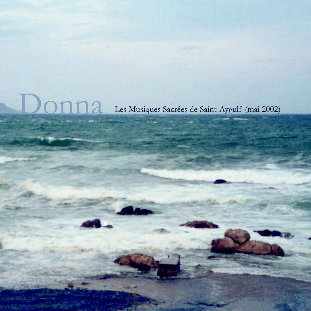 Donna - Les Musiques Sacrées de Saint-Aygulf